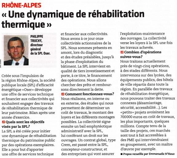 Article moniteur