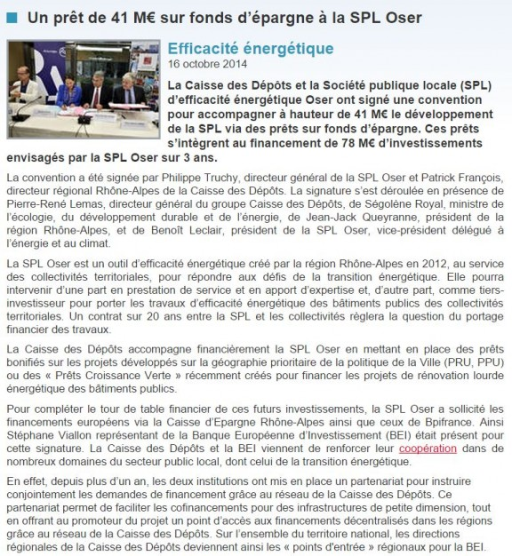 Article CDC du 141016